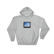 TeleVision - Hooded Sweatshirt - GiO (1998) Online Clothes Shop