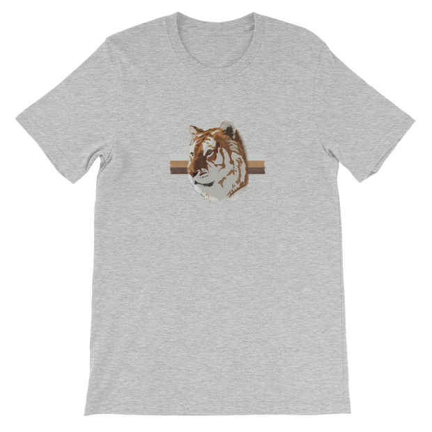 White TiGER - Unisex T-Shirt - GiO 1998 Online Clothes Shop