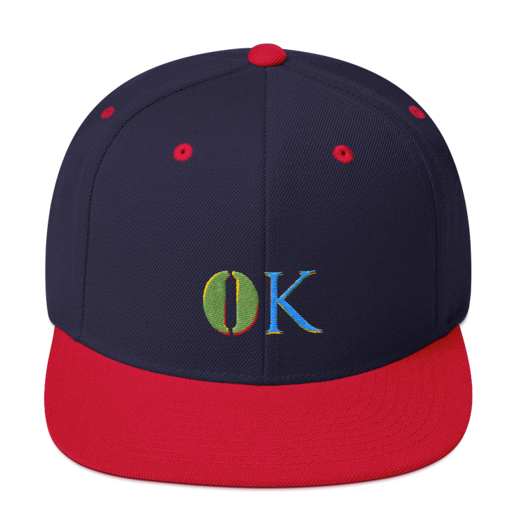 0K - Snapback Hat - GiO 1998 Online Clothes Shop