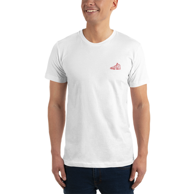 Keep Ballin' Shoe - Embroidered T-Shirt - GiO (1998) Casual Style