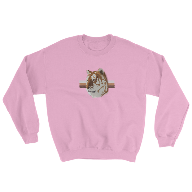 White TiGER - Sweatshirt - GiO (1998) Online Clothes Shop