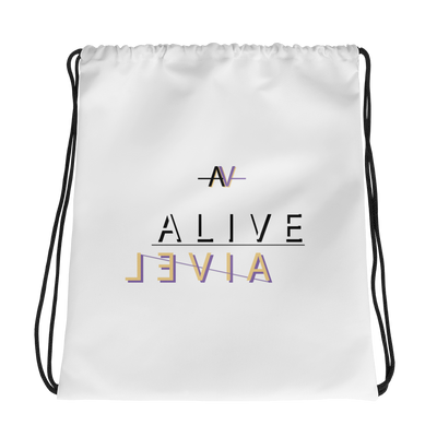 Alive - Drawstring bag - GiO (1998) Online Clothes Shop