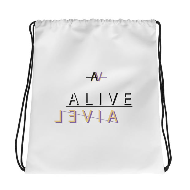 Alive - Drawstring bag - GiO 1998 Online Clothes Shop
