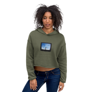 TeleVision - Crop Hoodie - GiO 1998 Online Clothes Shop