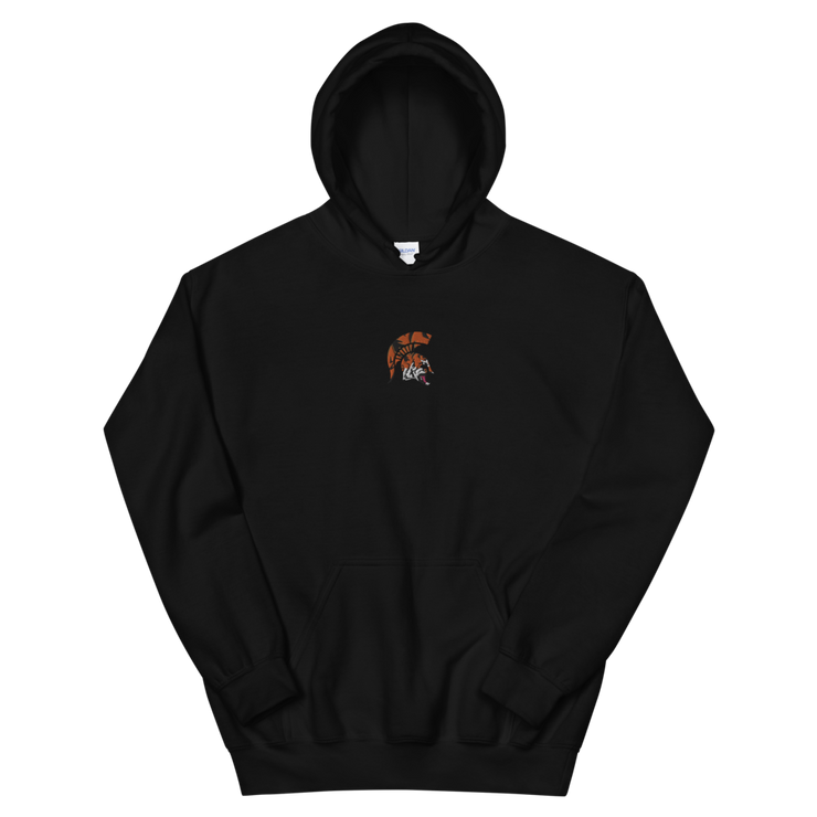 Spartan Tiger - Embroidered Hoodie - GiO 1998 Online Clothes Shop
