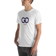 GiO Infinite - Sleeve Print Unisex T-Shirt - GiO (1998) Online Clothes Shop