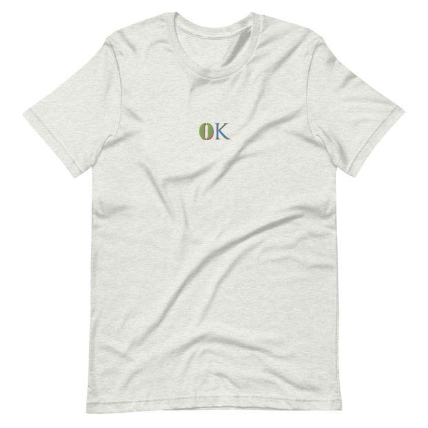 0K - Embroidered T-Shirt - GiO (1998)