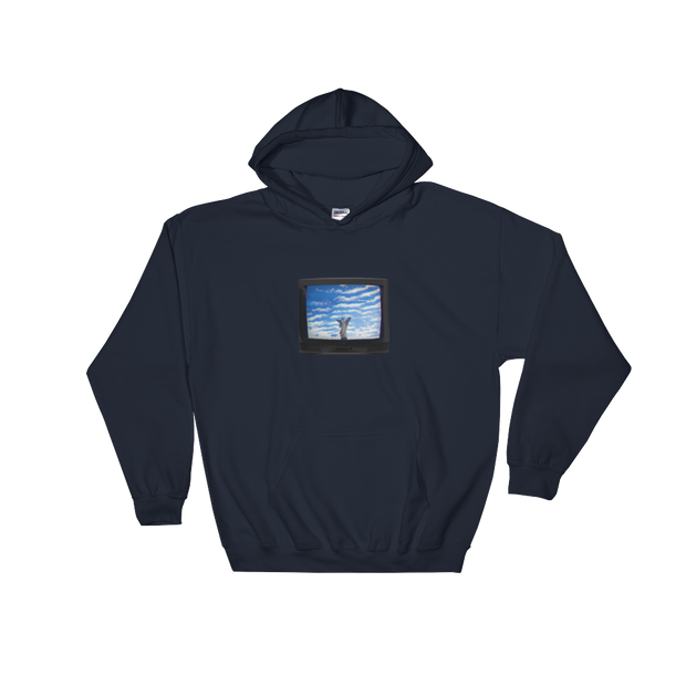 TeleVision - Hooded Sweatshirt