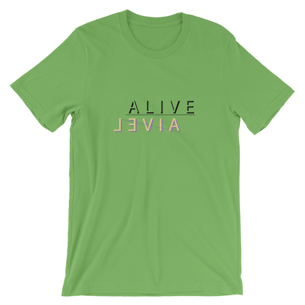 Alive - Unisex T-Shirt - GiO 1998 Online Clothes Shop