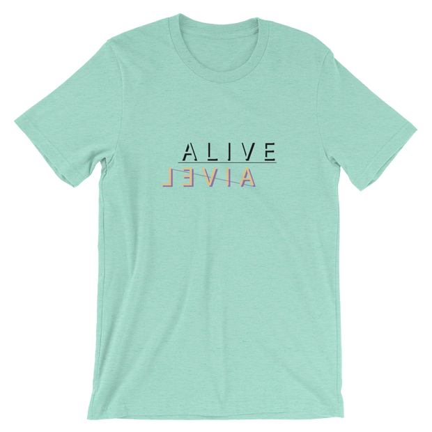 Alive - Unisex T-Shirt - GiO (1998) Casual Style