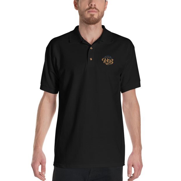 Keep Ballin' - Embroidered Polo Shirt - GiO (1998) Online Clothes Shop