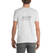 Alive - Multiple Printed Unisex T-Shirt - GiO 1998 Online Clothes Shop
