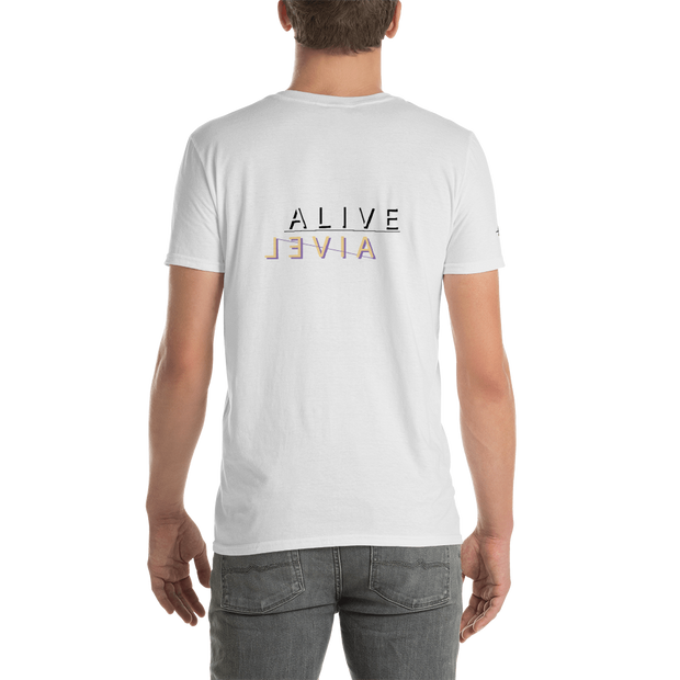 Alive - Multiple Printed Unisex T-Shirt - GiO (1998) Online Clothes Shop