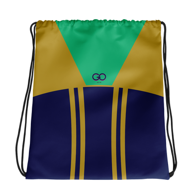 GiO Re-Colored Old School - Premium Drawstring bag - GiO (1998) Casual Style