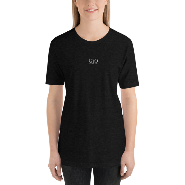 Classic 1998 - Embroidered T-Shirt - GiO 1998 Online Clothes Shop