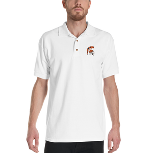 Spartan TiGER - Embroidered Polo Shirt - GiO (1998) Casual Style
