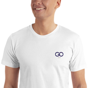 GiO (1998) - Embroidered T-Shirt - GiO (1998) Online Clothes Shop