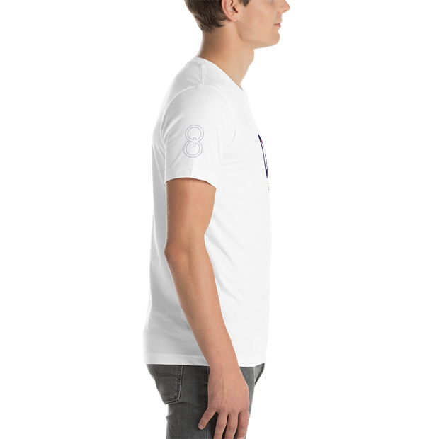 GiO Infinite - Sleeve Print Unisex T-Shirt - GiO (1998) Casual Style