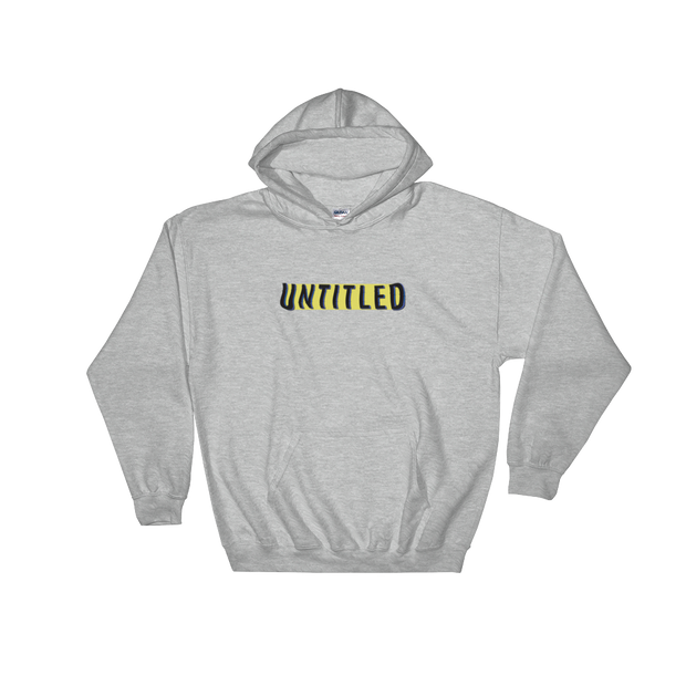 Untitled - Hooded Sweatshirt - GiO 1998 Online Clothes Shop