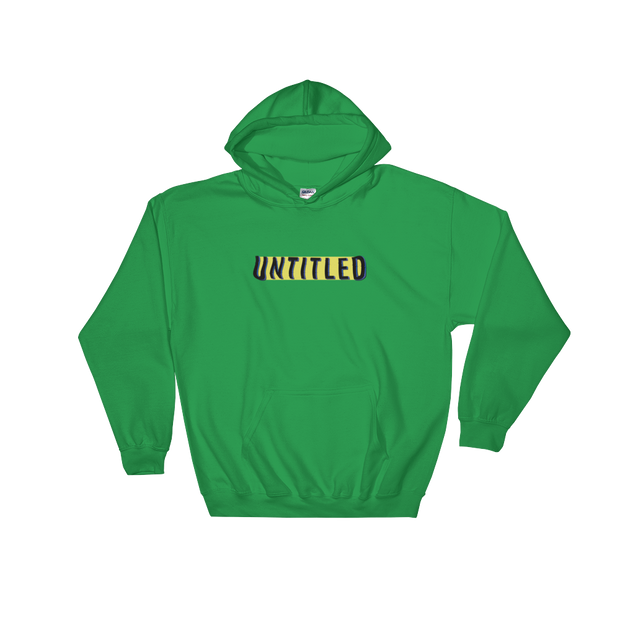 Untitled - Hooded Sweatshirt - GiO (1998) Online Clothes Shop