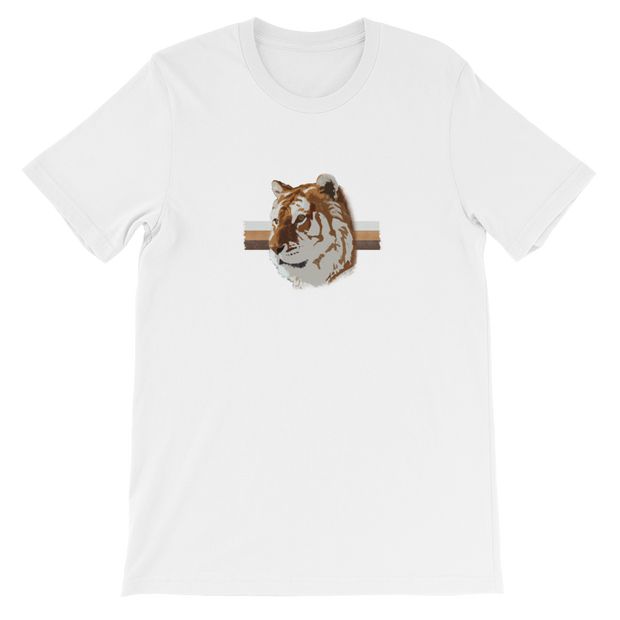 White TiGER - Unisex T-Shirt - GiO (1998) Online Clothes Shop