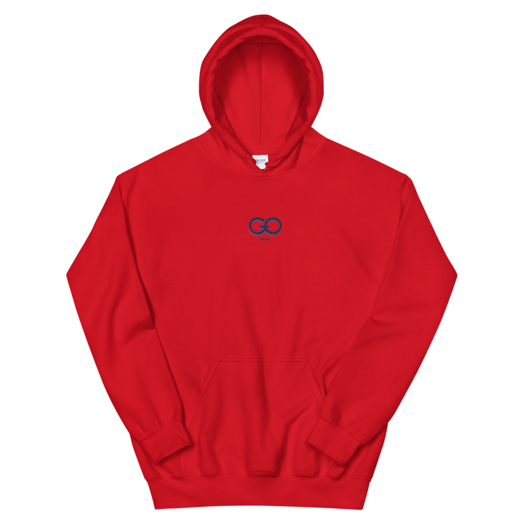 GiO (1998) - Embroidered Hoodie - GiO 1998 Online Clothes Shop