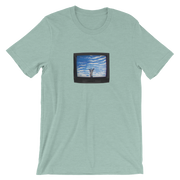 TeleVision - Unisex T-Shirt - GiO (1998) Online Clothes Shop