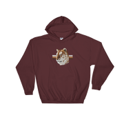 White TiGER - Hooded Sweatshirt