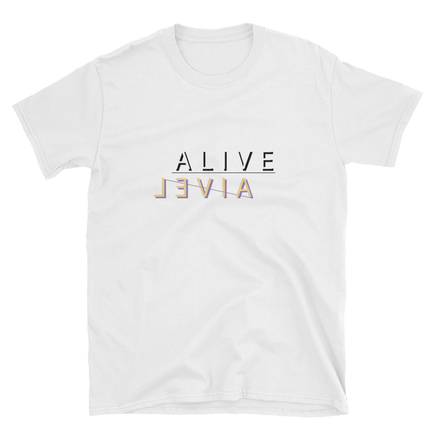 Alive - Unisex T-Shirt (Casual) - GiO (1998) Online Clothes Shop