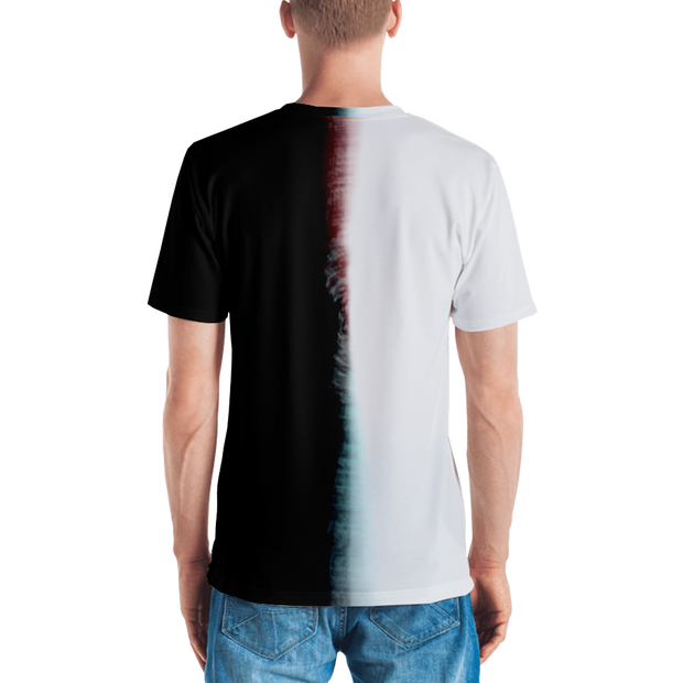 Blurred Sea - Unisex T-shirt (Premium) - GiO (1998) Casual Style