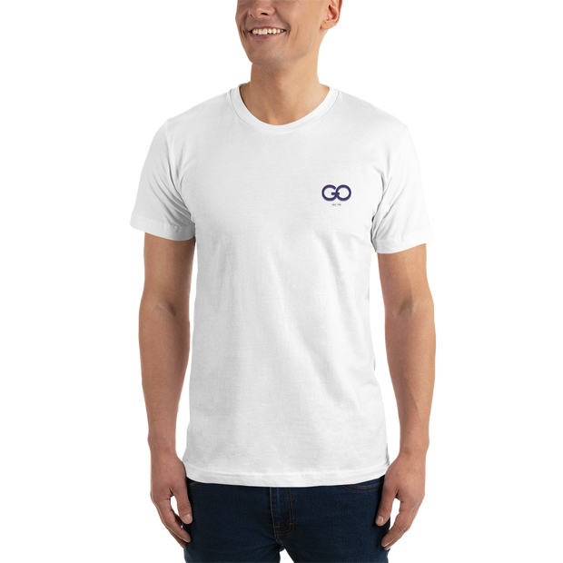 GiO (1998) - Embroidered T-Shirt - GiO 1998 Online Clothes Shop