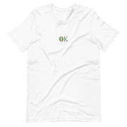 0K - Embroidered T-Shirt - GiO 1998 Online Clothes Shop