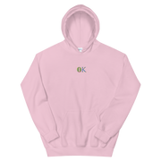 0K - Embroidered Hoodie - GiO 1998 Online Clothes Shop