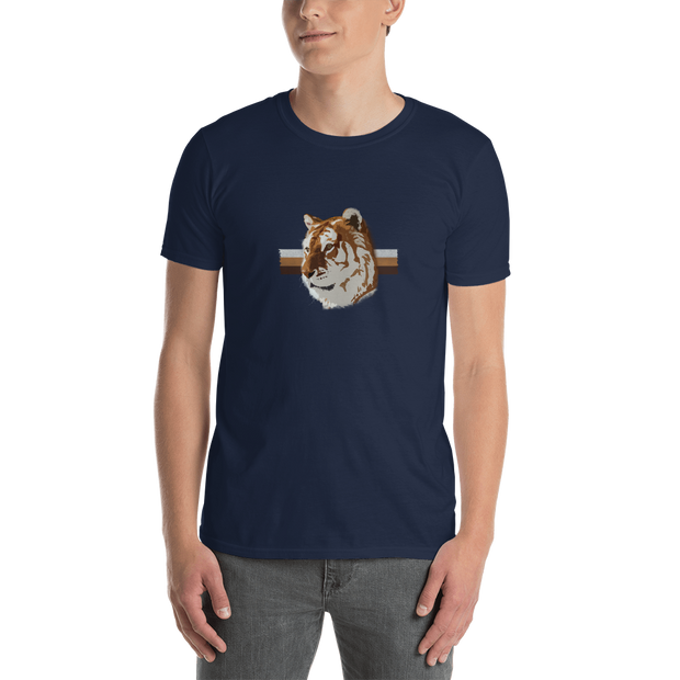 White TiGER - Unisex T-Shirt (Basic) - GiO (1998) Online Clothes Shop