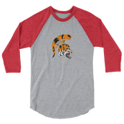 Spartan TiGER - 3/4 sleeve raglan shirt - GiO (1998) Online Clothes Shop