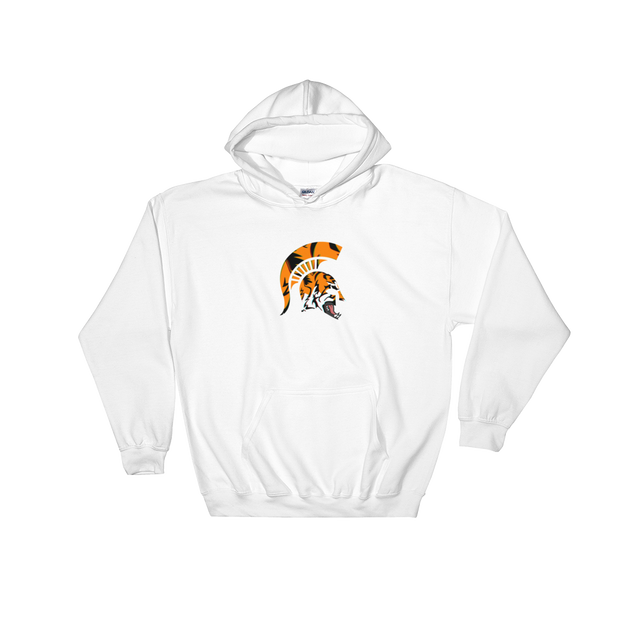Spartan TiGER - Hooded Sweatshirt - GiO 1998 Online Clothes Shop