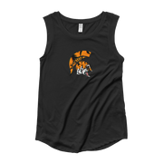 Spartan TiGER - Ladies' Cap Sleeve T-Shirt - GiO (1998) Online Clothes Shop