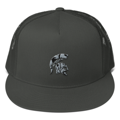 Spartan TiGER - Mesh Back Snapback - GiO 1998 Online Clothes Shop