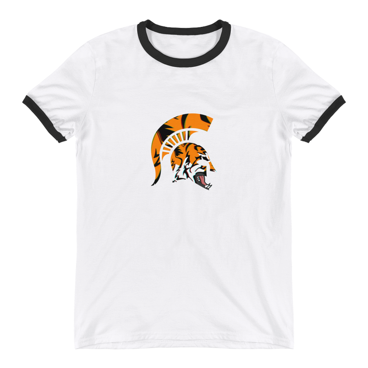 Spartan TiGER - Ringer T-Shirt - GiO 1998 Online Clothes Shop