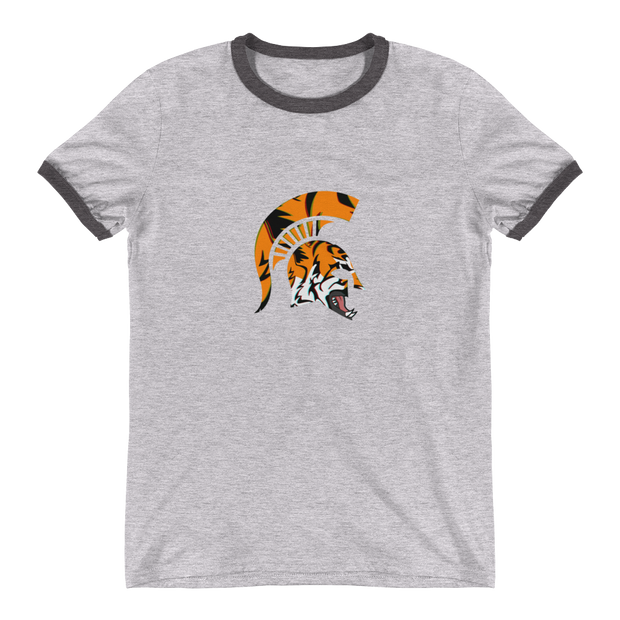 Spartan TiGER - Ringer T-Shirt - GiO (1998) Online Clothes Shop