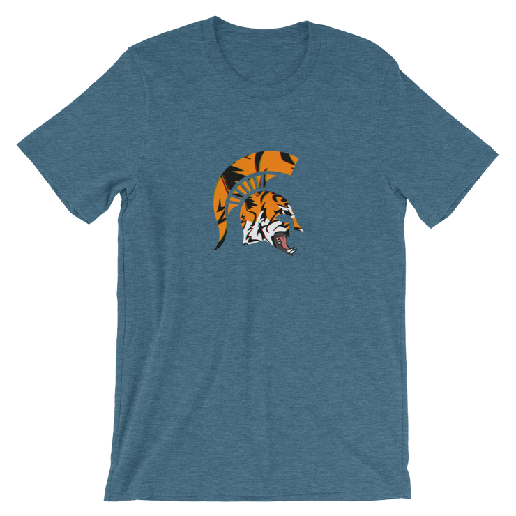 Spartan TiGER - Unisex T-Shirt - GiO 1998 Online Clothes Shop