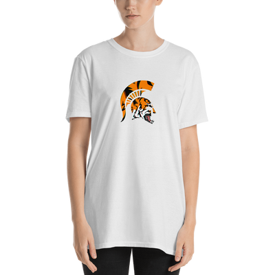 Spartan TiGER - Short-Sleeve Unisex T-Shirt (International) - GiO (1998) Online Clothes Shop