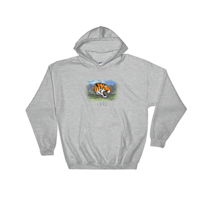 TiGER (1998) - Hooded Sweatshirt - GiO 1998 Online Clothes Shop