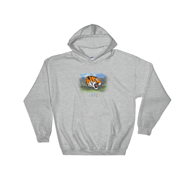 TiGER (1998) - Hooded Sweatshirt - GiO (1998) Online Clothes Shop