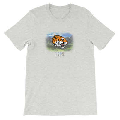 TiGER (1998) - Short-Sleeve Unisex T-Shirt - GiO (1998) Online Clothes Shop
