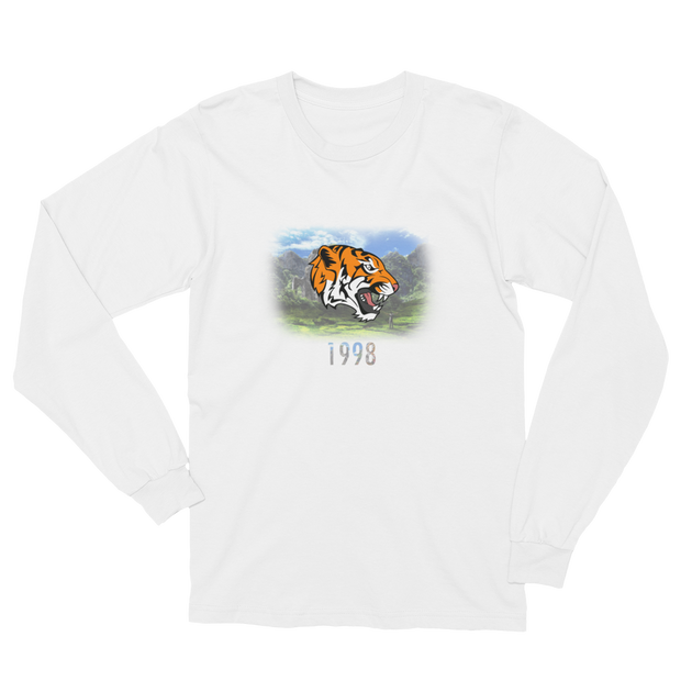 TiGER (1998) - Unisex Long Sleeve T-Shirt - GiO 1998 Online Clothes Shop