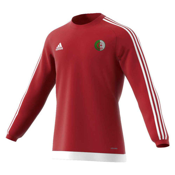 Maillot Adidas Manches longues Rouge⎮ Devils