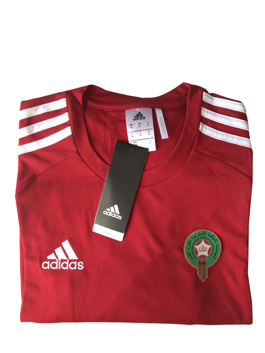 Maillot Adidas Manches Longues Rouge⎮ Devils Fit2lux