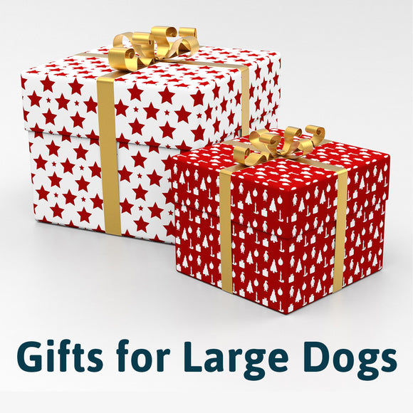 Holiday Gift Guide for Pets: Large Dogs