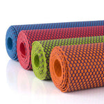 Natural Rubber Anti Slip Rubber Gymnastics Yoga Mats - yogashopper